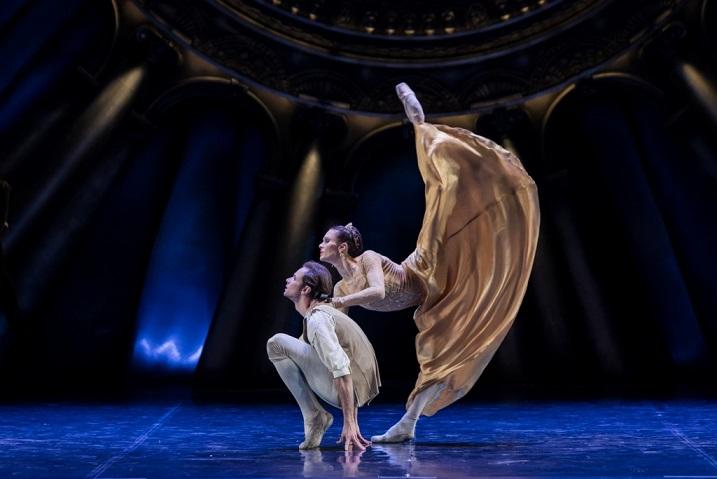 בלט בוריס אייפמן חוזר לישראל עם שני מופעים