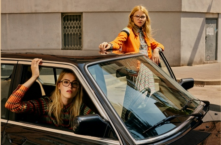 חוגגים קולקציית המותג הבינלאומי, ג'יג'י ברצלונה - מסגרות משקפיים מובילות לקיץ 2019