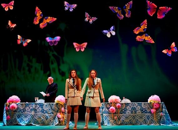 באופרה הישראלית,