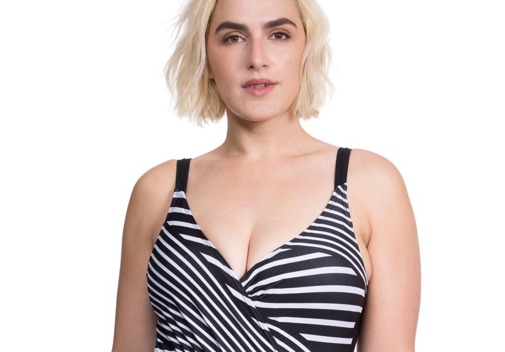 רשת O&H משיקה קולקציית בגדי ים לנשים מלאות לקיץ 2019