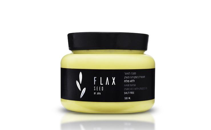 JOYA מציגה את סדרת FLAX SEED האיכותית