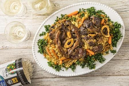 מתכון חגיגי כשר לארוחות בחג הפסח, הצעת מאסטר שף