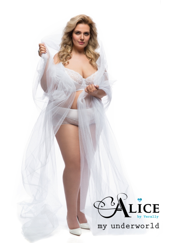 PLUS SIZE באליס, הלבשה תחתונה לנשים אמיתיות