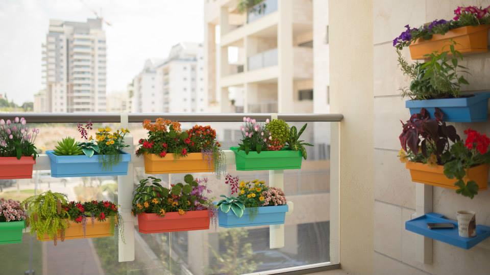 האביב מגיע עם Garden@Home