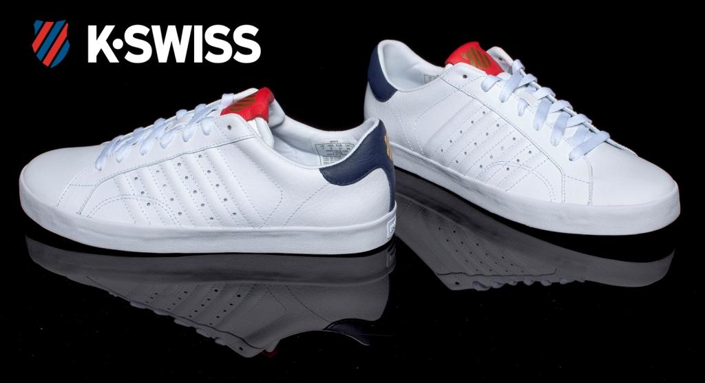 צבעי הדגל בקולקציית עצמאות של נעלי K-SWISS