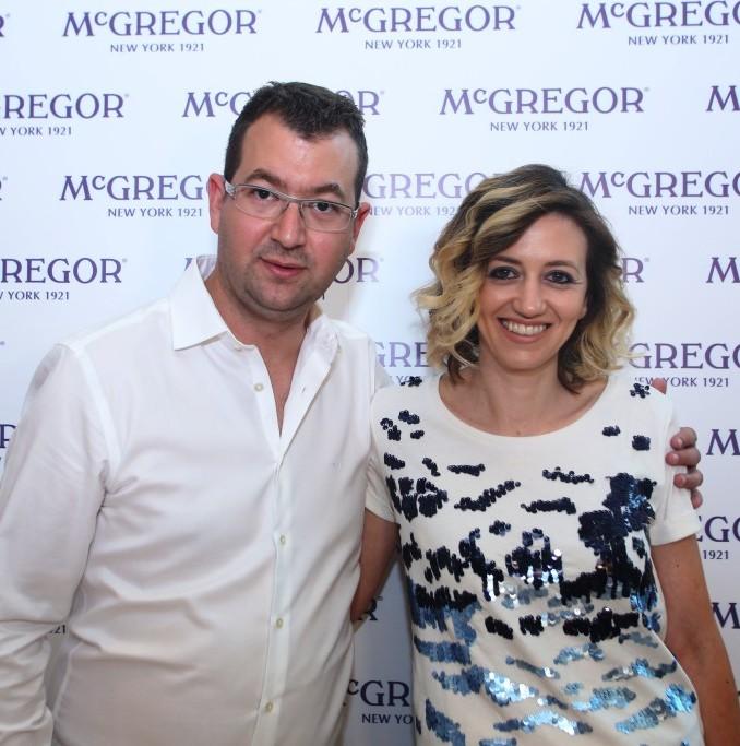 מקגרגור פתח חנות דגל והשיק קולקציית קיץ 2017
